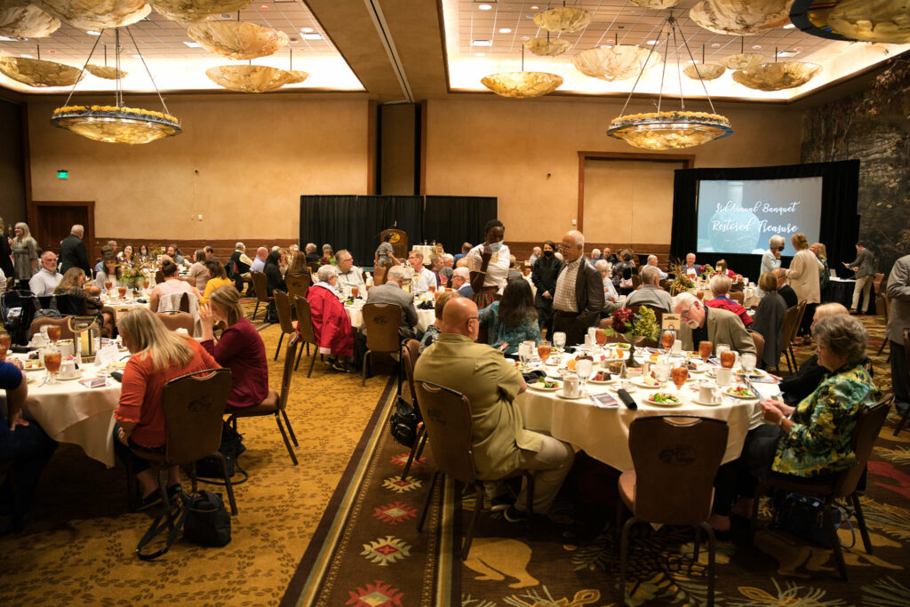 3rd annual Oasis Refuge Banquet