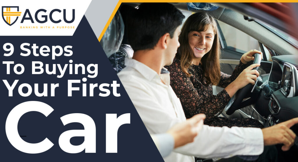 9 Steps To Buying Your FirstCar