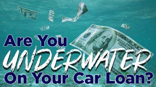 Are You Underwater On Your Car Loan